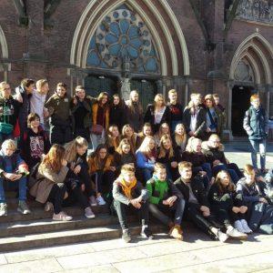 Grüße aus Eindhoven vom Niederlande-Austausch