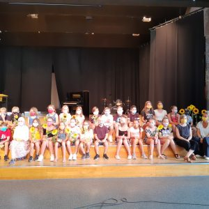 """""""Wachsen wie die Sonnenblumen"""" – Wir begrüßen unsere 106 neuen Schülerinnen und Schüler der 5. Klassen"""
