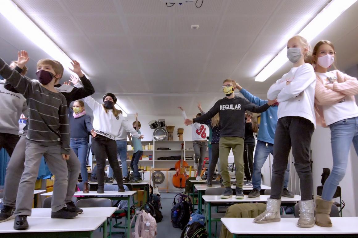 """Premiere: """"Willkommen am KANT"""" – Ein Film gibt authentische Einblicke in unsere Schule"""