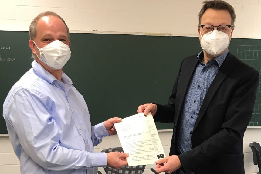 Michael Böder wird neuer stellvertretender Schulleiter am KANT