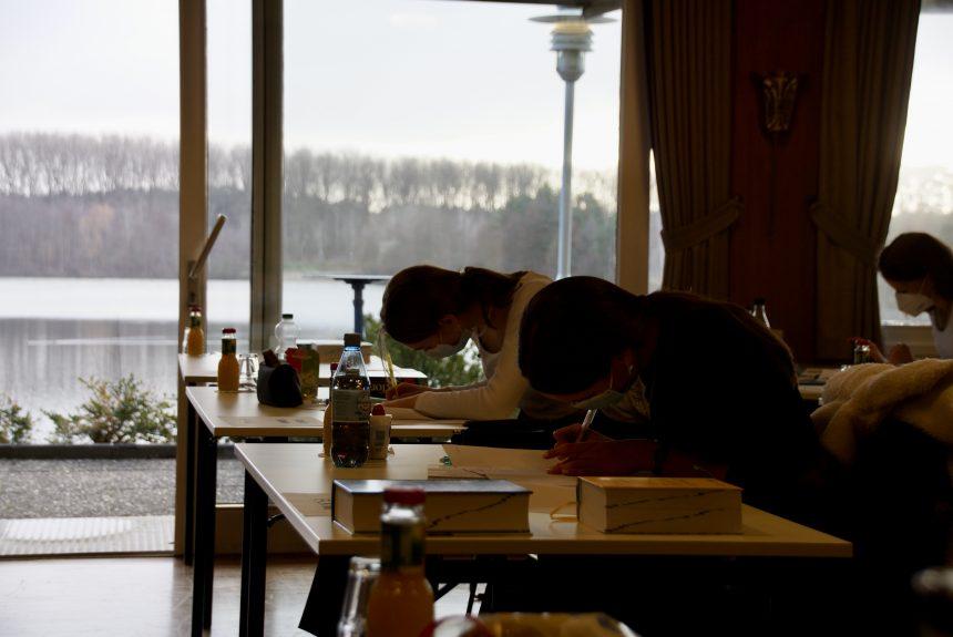 Das KANT zu Gast im Hotel Krautkrämer in Hiltrup