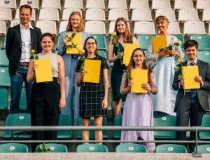 Herausragende Ergebnisse bei den Prüfungen zum Cambridge Zertifikat