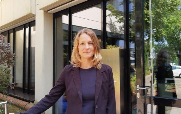 Die Schulleitung ist wieder komplett: Jessica Pesch wird neue Schulleiterin am KANT