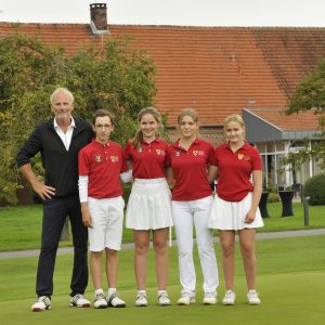 KANT Golf-Team fährt zum Bundesfinale nach Berlin