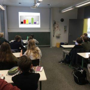 Das KANT hat gewählt: Grüne bei der Juniorwahl deutlich vorn